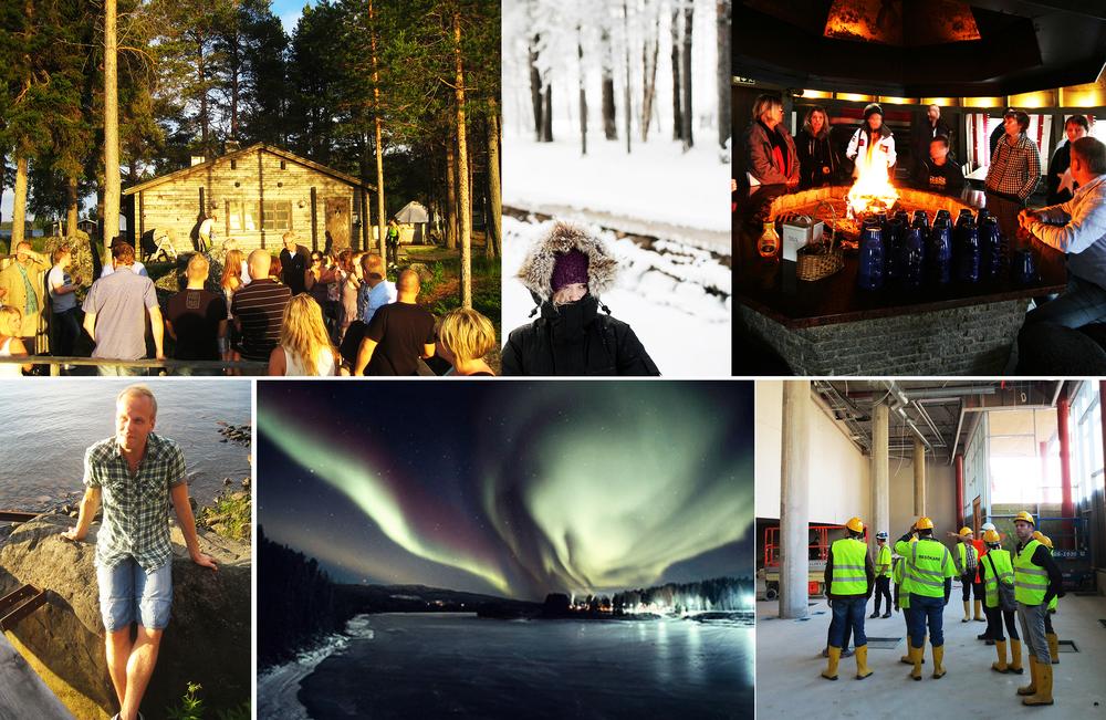 Lediga jobb  Vill du verka i norra Sverige där sommarnätterna är ljusa och vintern bjuder på gnistrande snö och norrsken? Vill du arbeta i en kreativ miljö i en stad vid skärgården och havet där fjällen bara är några timmar bort?  Vill du vara del av ett glatt gäng och verka i en växande region med ett brett kultur- och nöjesliv?