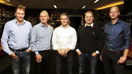 Foto: Robert Hedlund, Luleå Hockey