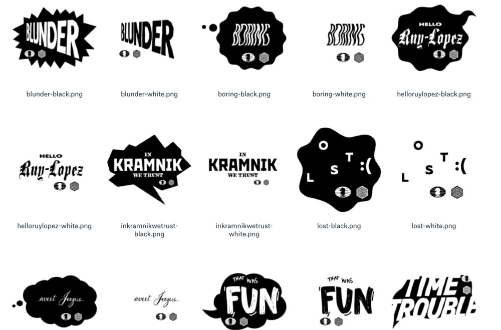 Stickers by  Shuka Design