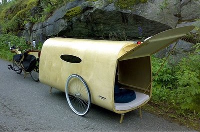 Top 5 bicycle caravans pedal emporium - The minimalist caravan ...
