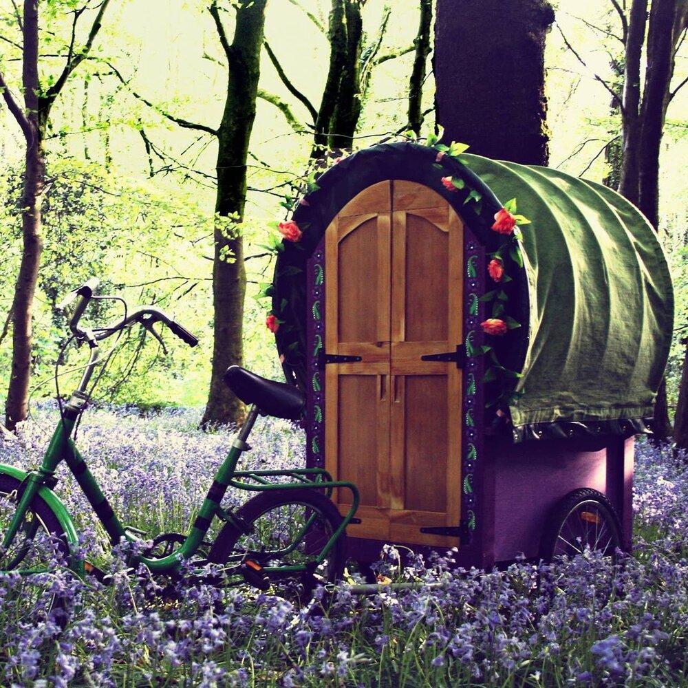 Wagon Bicycle Trailer
