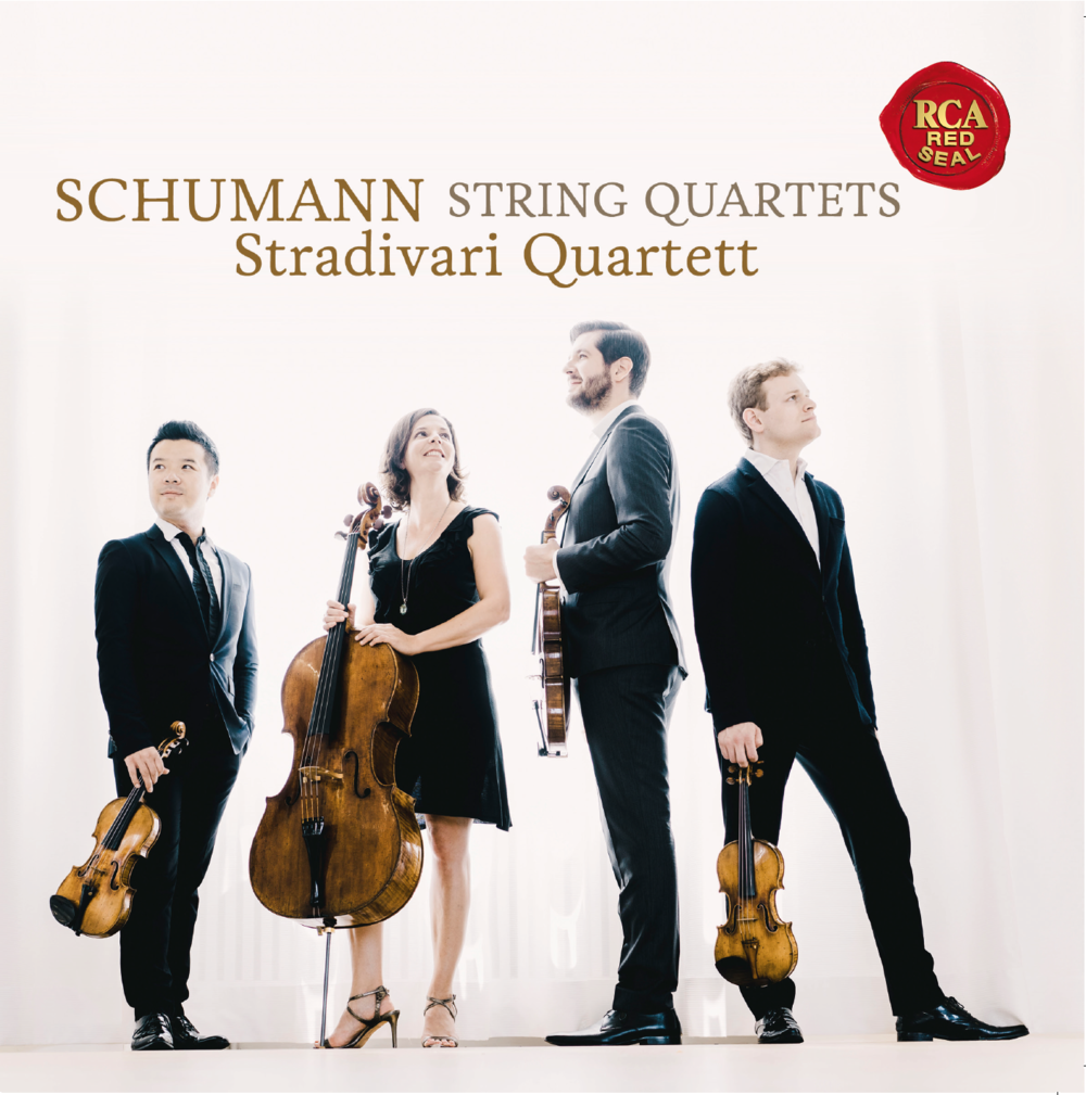 Stradivari Quartet - Schumann string quartets.png