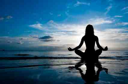 Meditation can be a useful practice to aid in stress reduction
