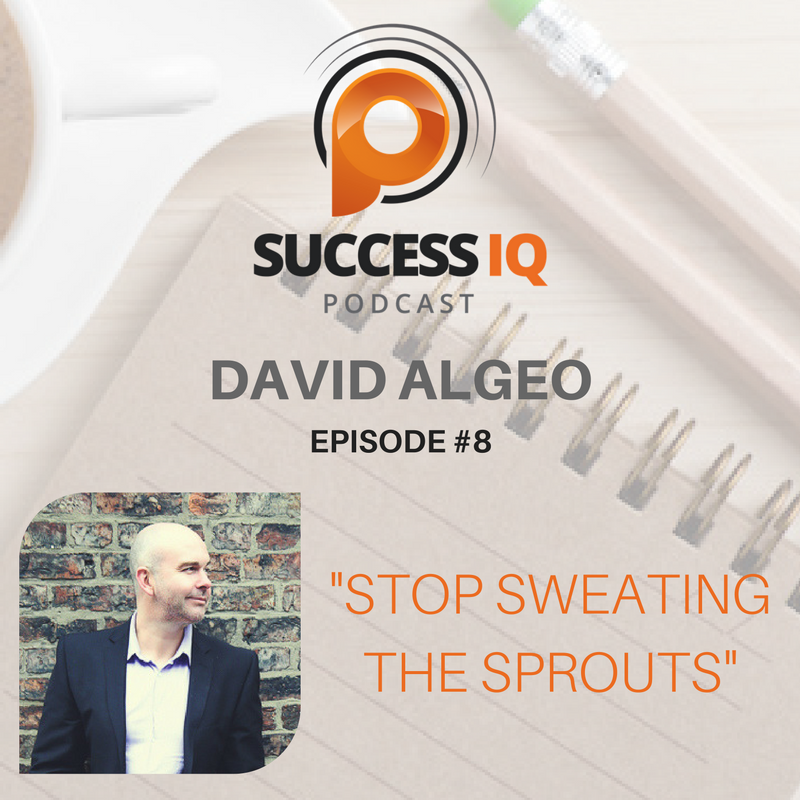 success iq podcast - all about self development