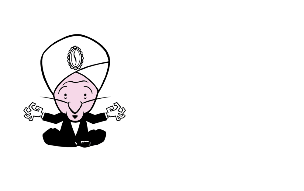 Right click then 'Save As' - Stressed Guru Logo no background - WHITE TEXT