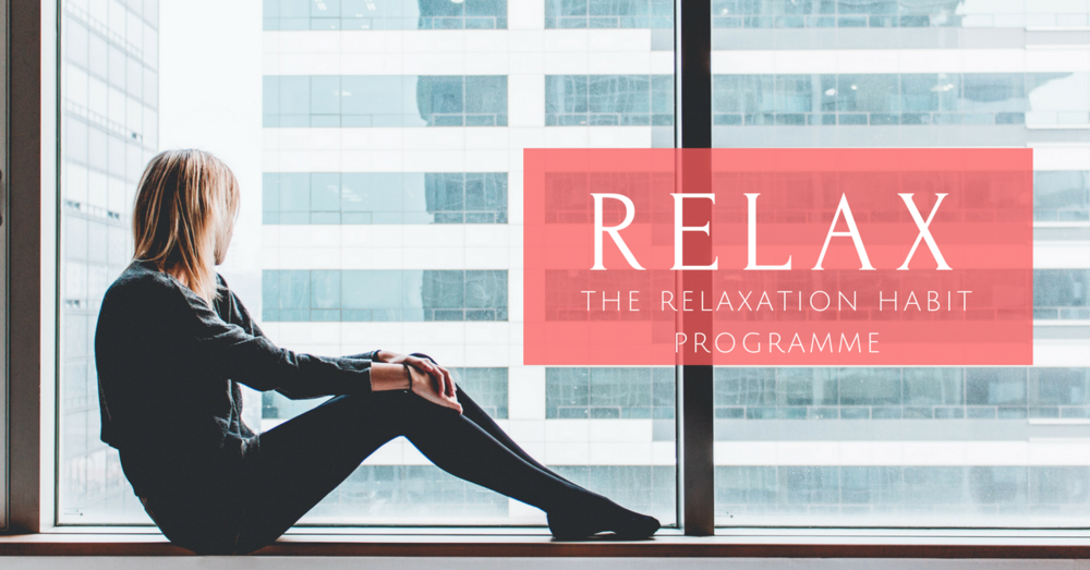 The  Relaxation Habit course