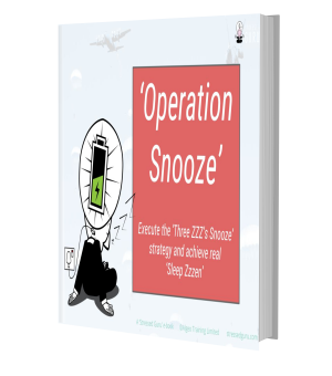'Operation Snooze' E-book