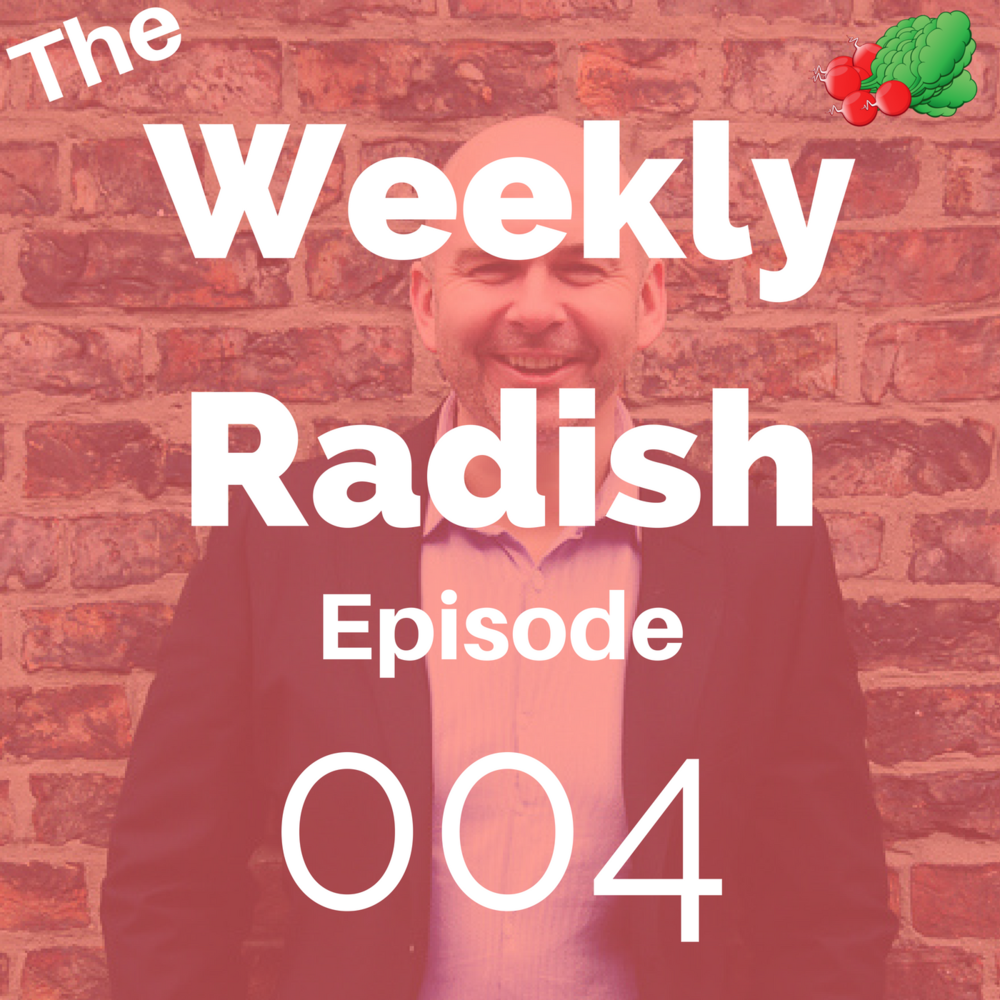 walking and wellbeing weekly radish podcast