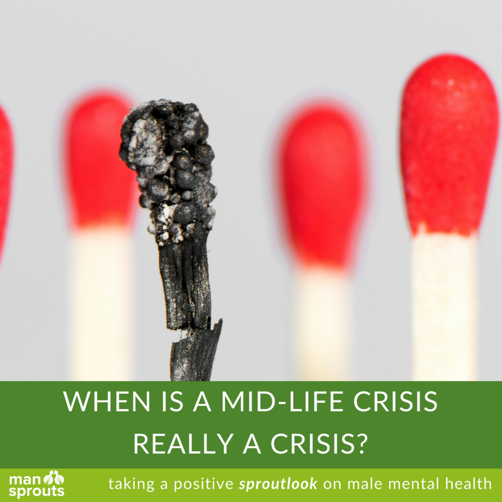 how do i know whether it's a mid-life crisis?
