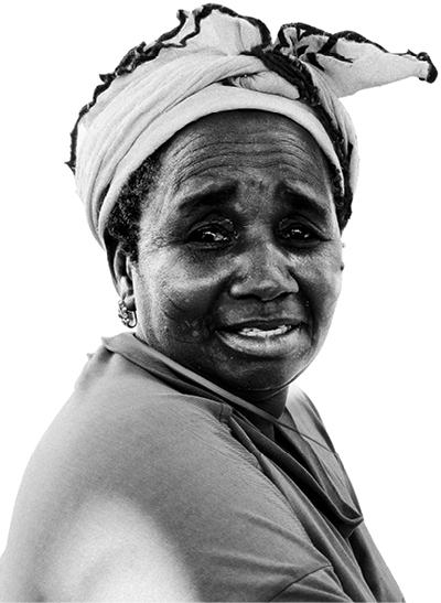 HILOU NOUGUÉ  Palm weaver, BURKINA FASO