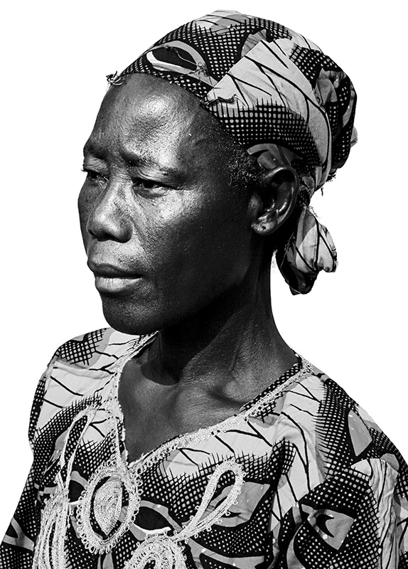 Sita Koné Photo: ©Adventice Edition / Hors Pistes
