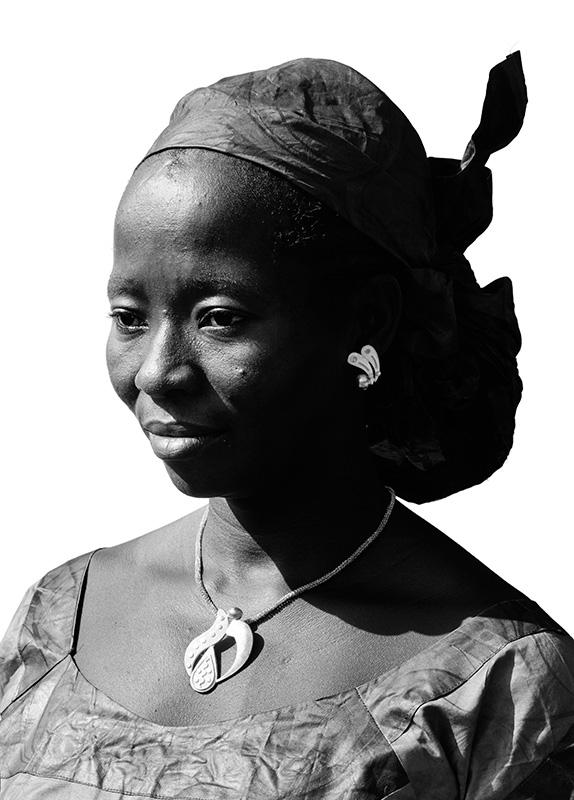 Natogoma Traoré Photo: ©Adventice Edition / Hors Pistes