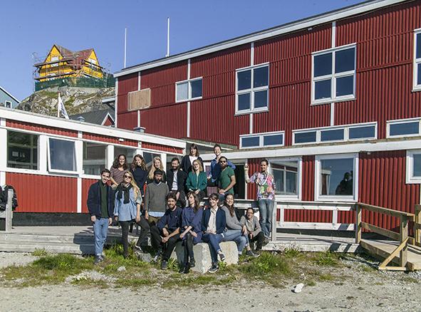 Lokalmuseum Nuuk 2017 Photo: ©Marie Godfrain for Hors Pistes