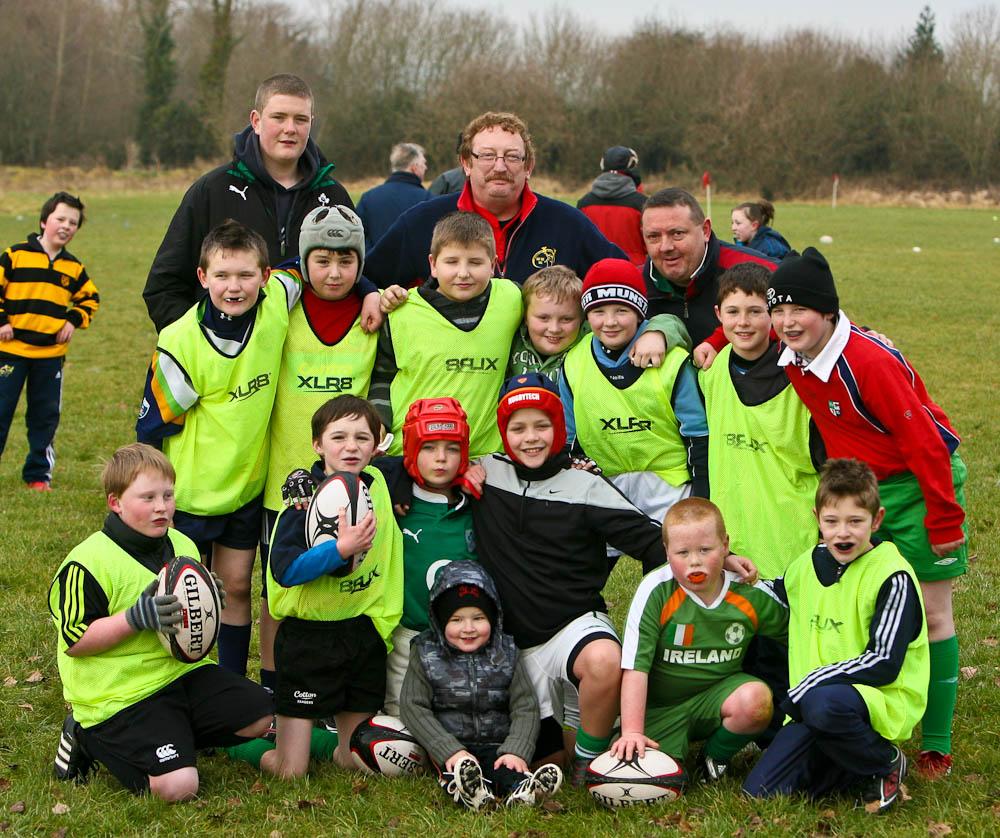 copsewood gaels team