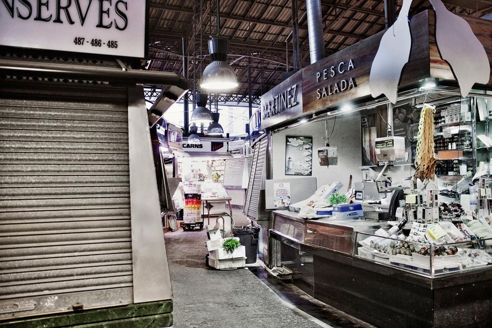 Boquería Market, Barcelona