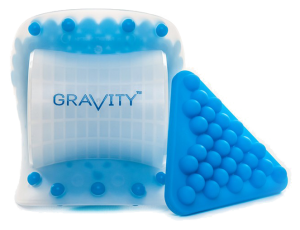 "GRAVITY, is for everyone. GRAVITY uses your body-weight to trigger, compress and relax tight muscles in the neck, spine and pelvis.""- dr Shane Murnaghan, GRAVITY creator"