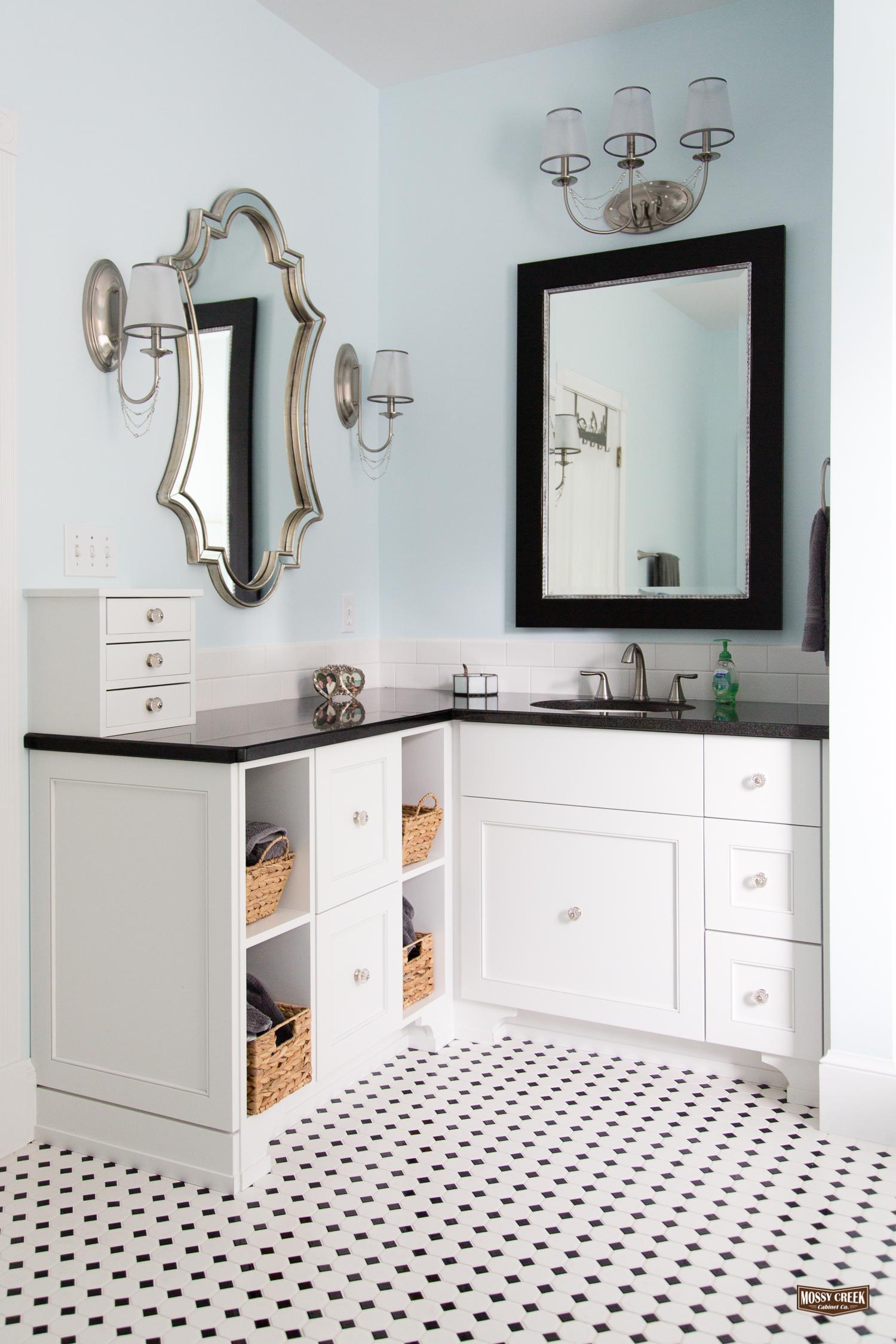 Custom Cabinetry, kitchens, bath vanities