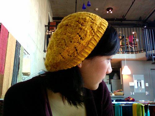 Ballard Slouch Hat by Felicia Lo