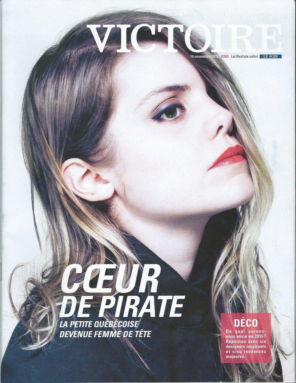 Victoire - Le Soir