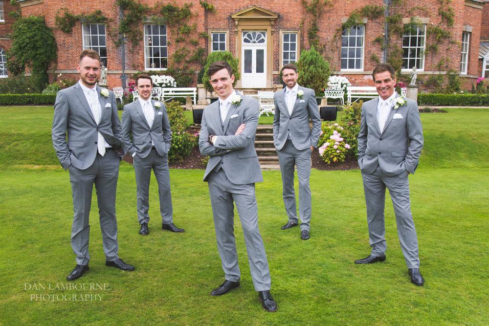 Norwood Park Wedding Photos