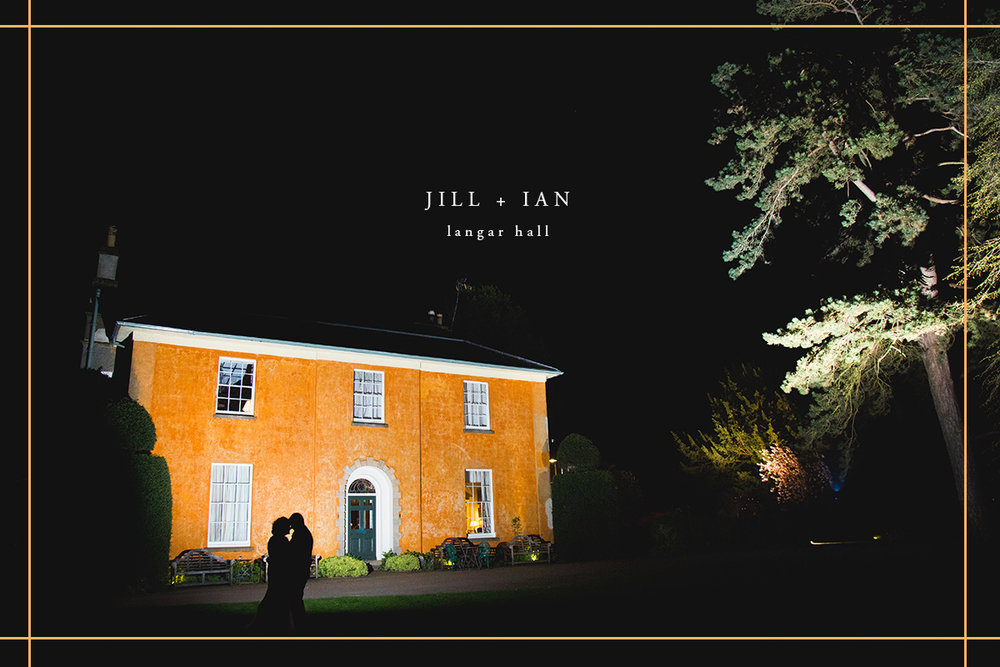 Langar Hall Wedding Photography