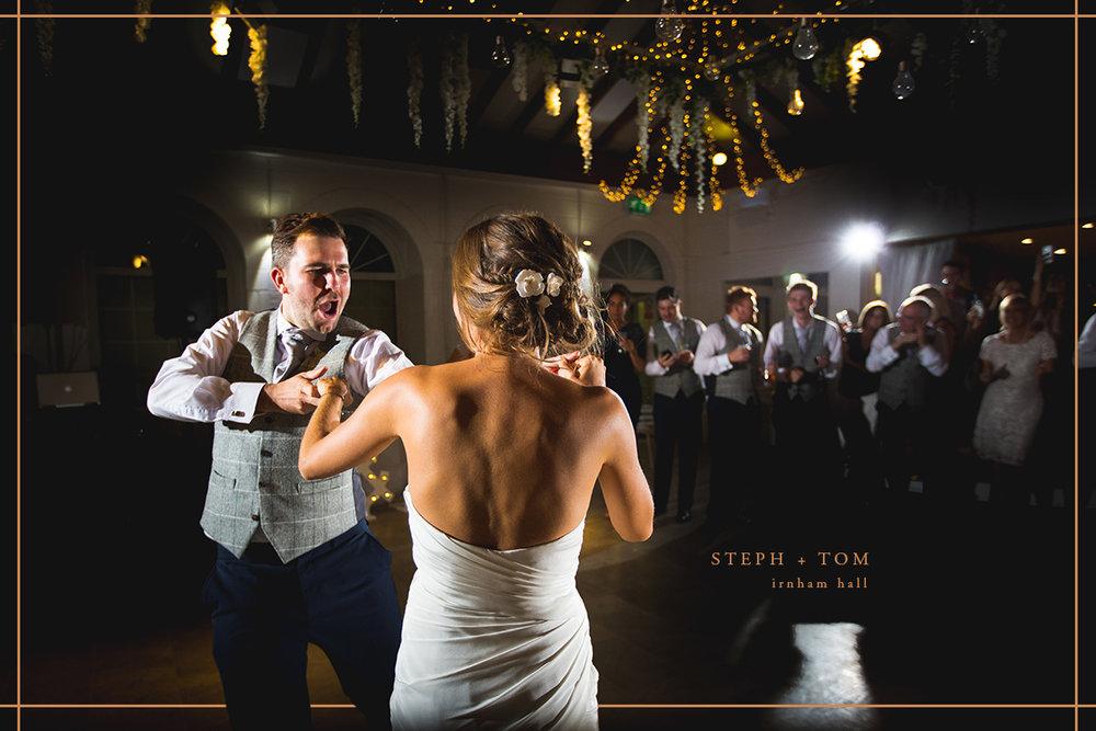 Irnham Hall Weddings