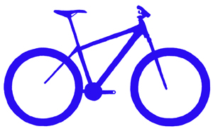 Carningli Bike Hire is based at our shop. Click on bike to visit bike hire website