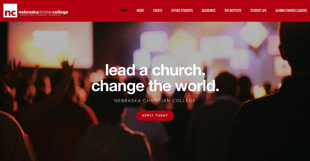 Nebraska christian college