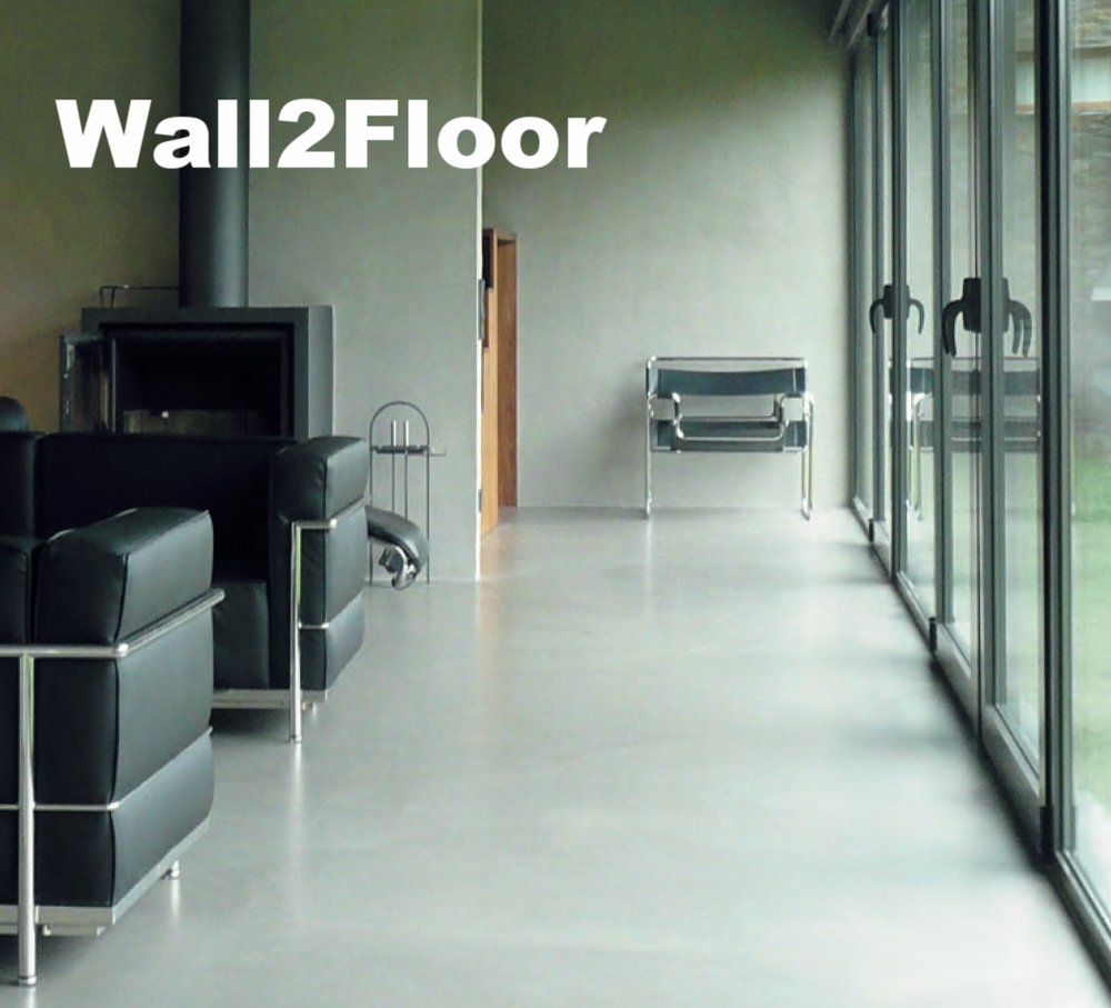 Wall2Floor Seamless Floor System