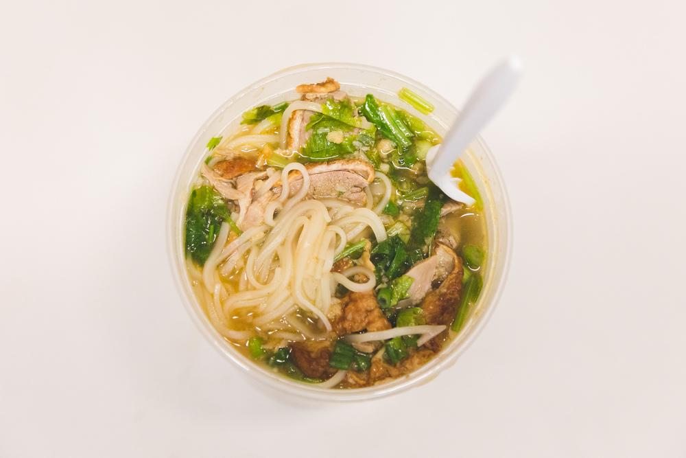 Day 26 - Duck Noodle Soup