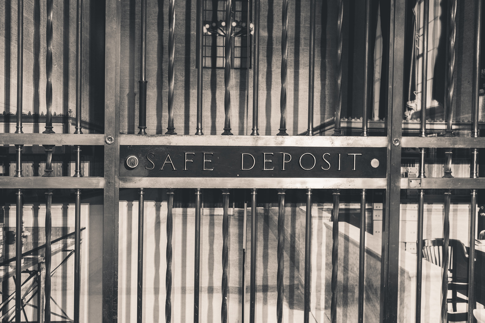 Day 43 - The Safe Deposits