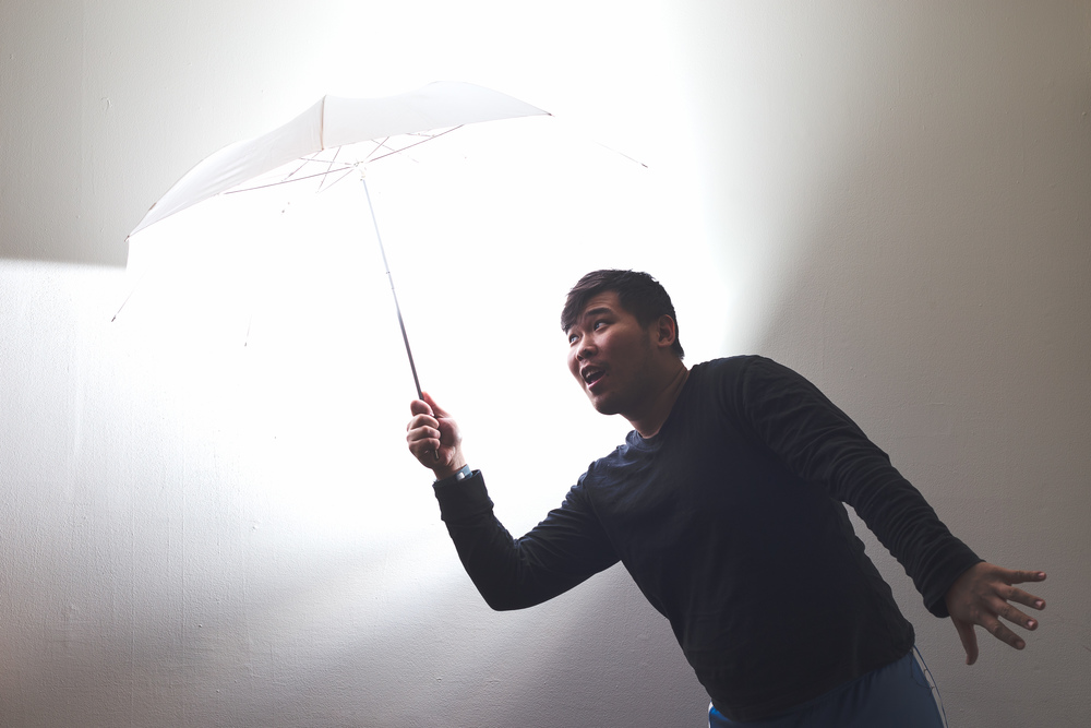 Day 64 - Umbrella Light
