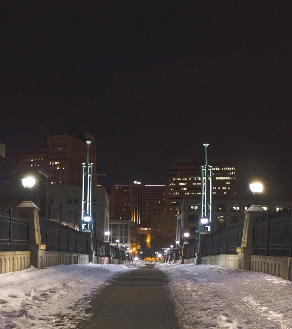 Day 72 - Bridge to the City