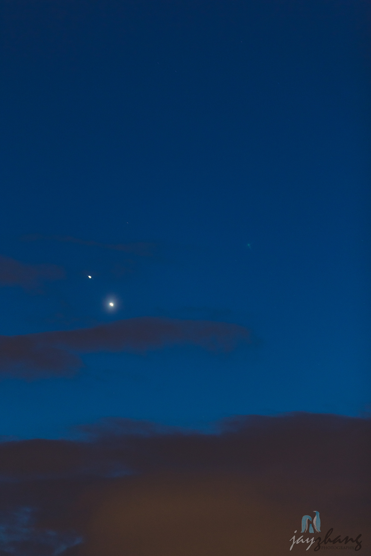 Day 188 - Jupiter Venus