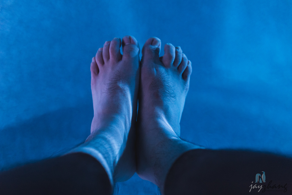 Day 192 - Wet Feet