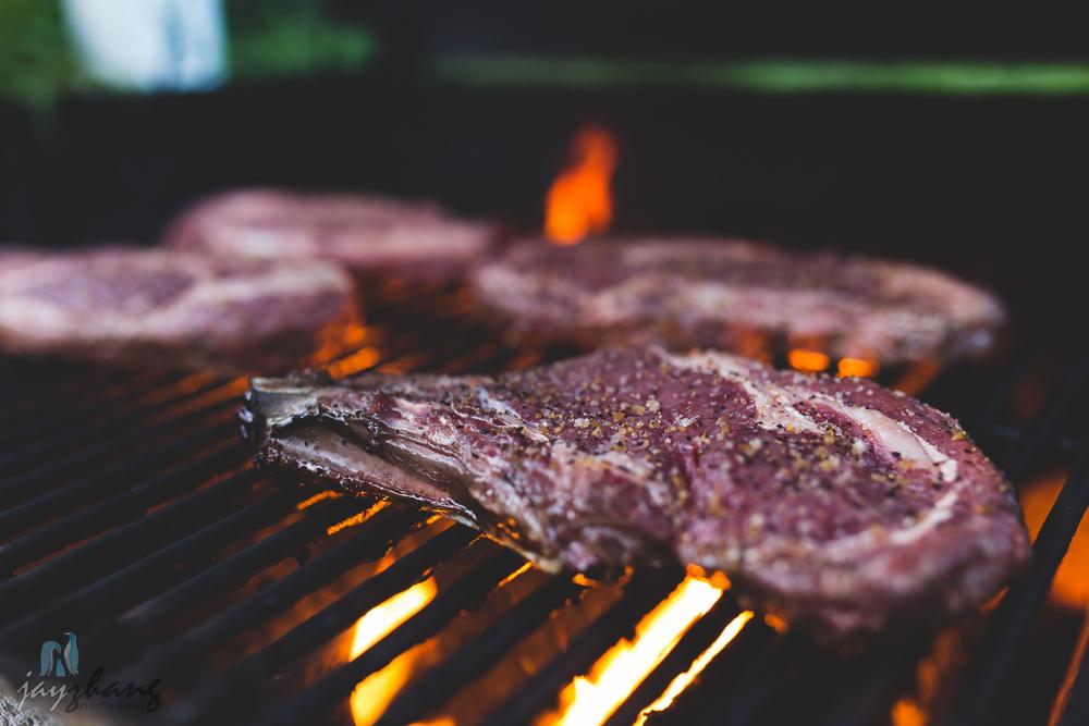 Day 239 - Cowboy Steak