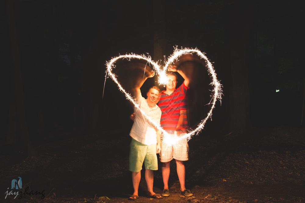 Day 243 - Sparkling Love