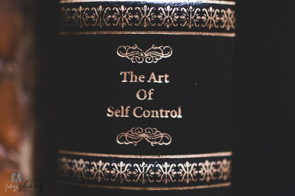 Day 271 - Ha Self Control