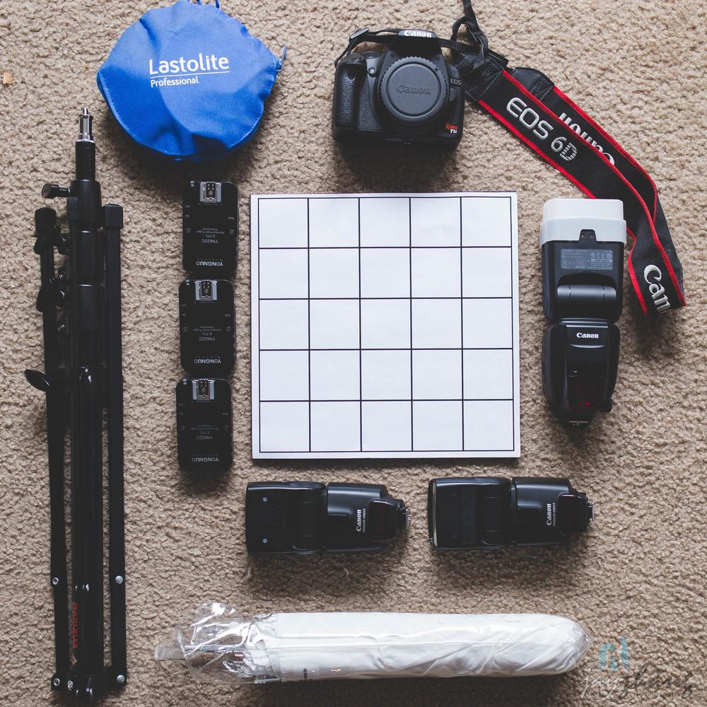 Day 316 - Equipment Prep