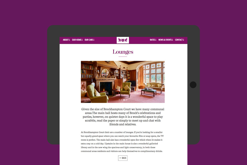 carehome-website-ipad