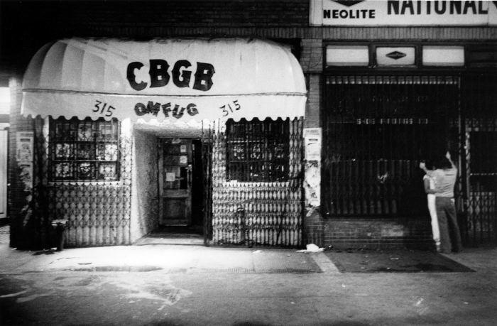 Bowery 1977