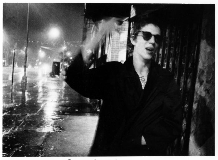 Richard Hell, Bowery 1977