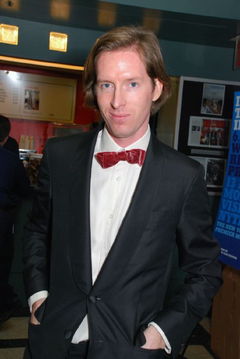 Wes Anderson NYFF 2007