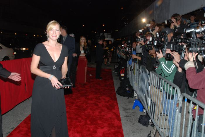 Kate Winslet, NYFF 2005 Red Carpet