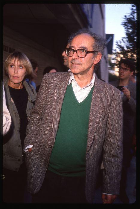Jean-Luc Godard NYFF 1990