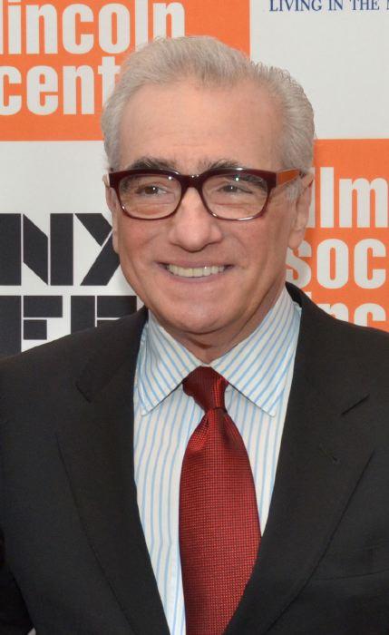Martin Scorsese NYFF 2010