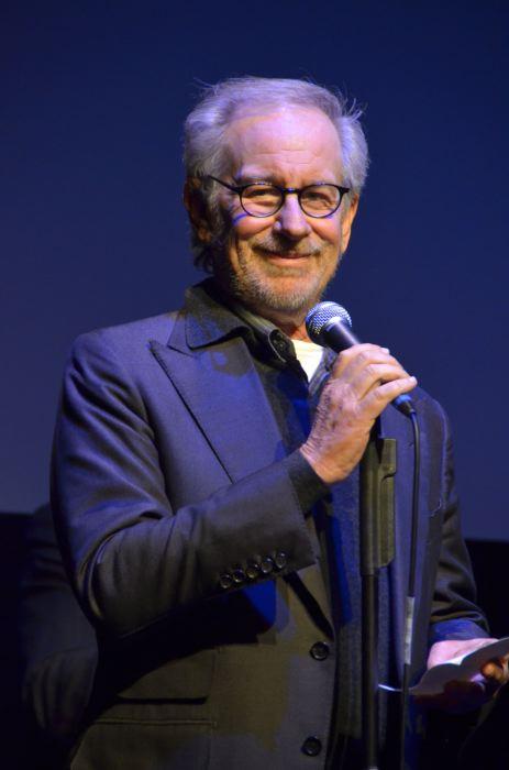 Steven Spielberg NYFF 2012