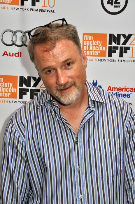 David Fincher NYFF2010
