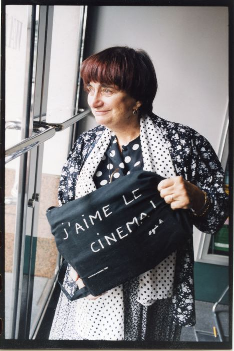 Agnes Varda, NYFF 2000