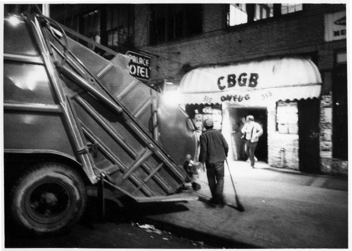 Bowery 1977 - 4am